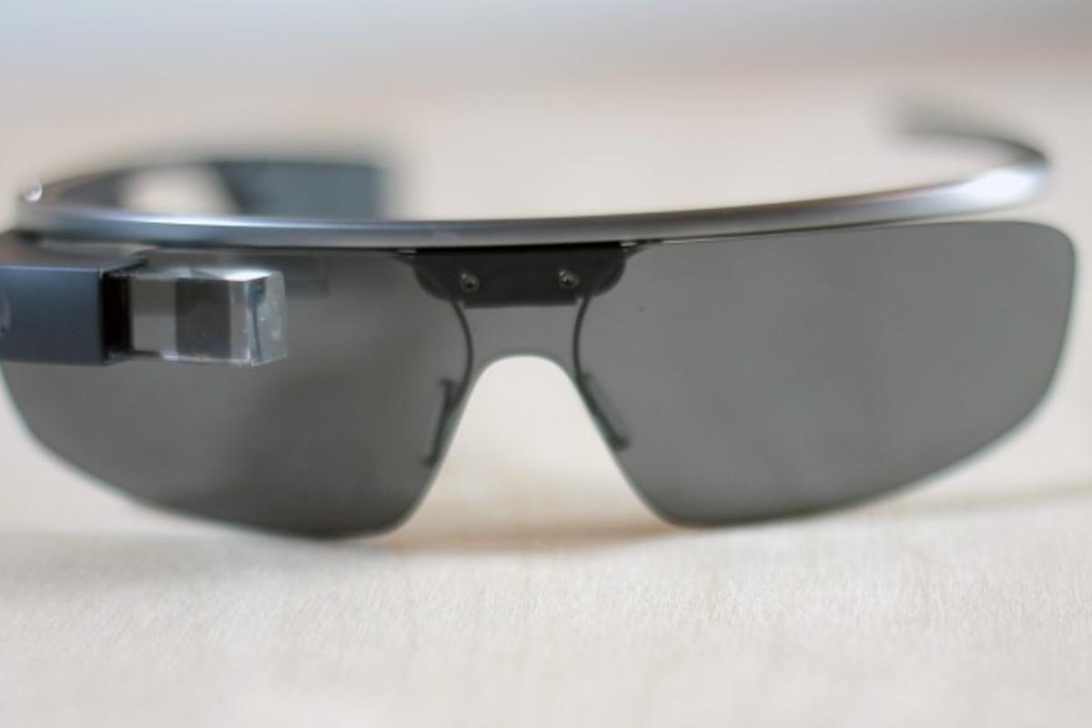 "A Google Glass (pictured) competitor, tentatively called ""Galaxy Glass,"" could be unveiled at this year's IFA consumer electronics show in Berlin"