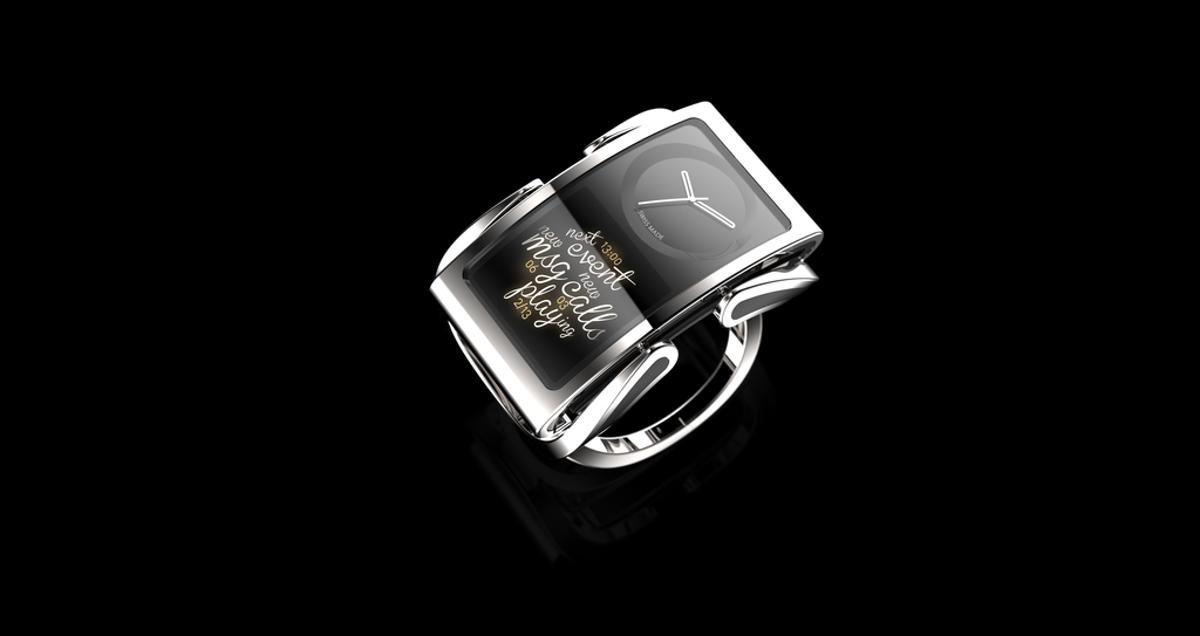 The Ibis smartwatch by Creoir Ltd