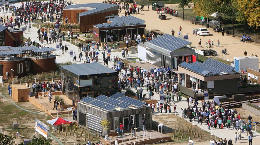 The Solar Decathlon Europe will launch in Madrid on 13th September 2012