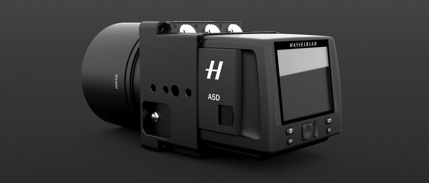 In addition to that no-moving-internal-part design, the Hasselblad A5D aerial camera range offers a reduced footprint over previous versions along with improved weather and dust sealing