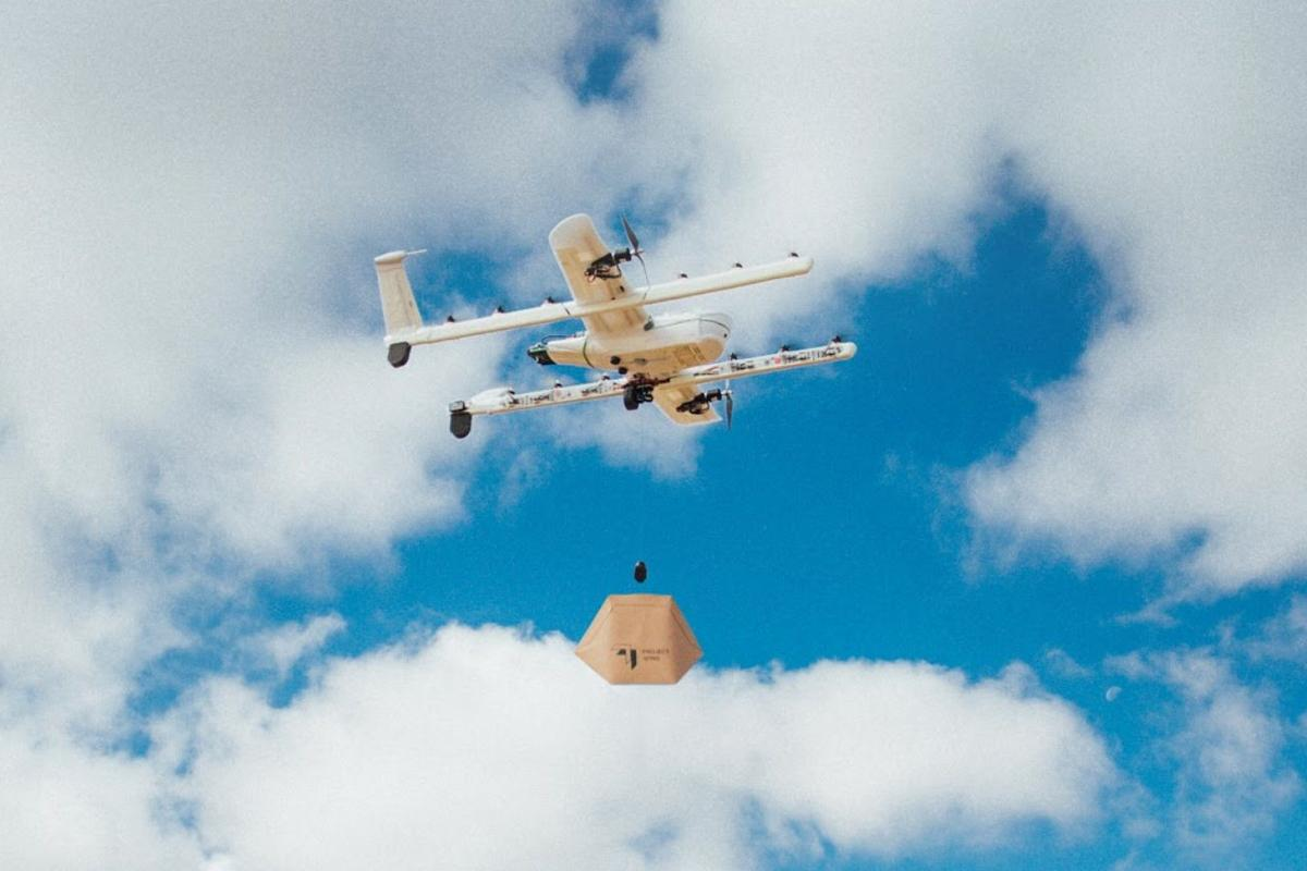 Alphabet's Wingwill begin a drone delivery service trial around Helsinki, Finland, in early 2019