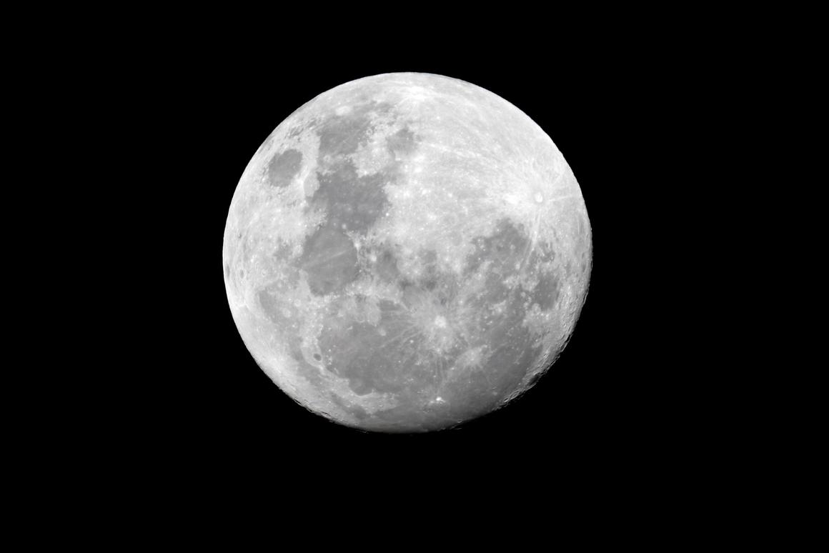 Water on the Moon could be pivotal to future space exploration