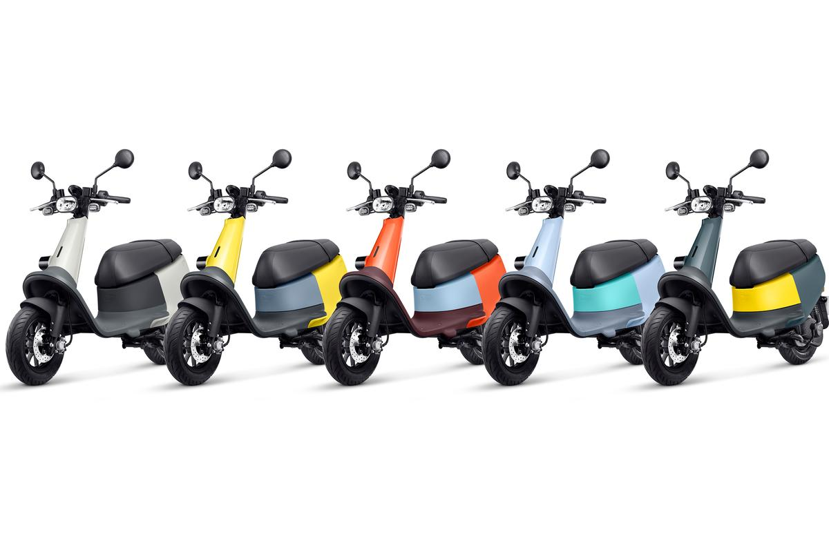 The Viva Smartscooter launches in Taiwan in October, followed by global markets in early 2020