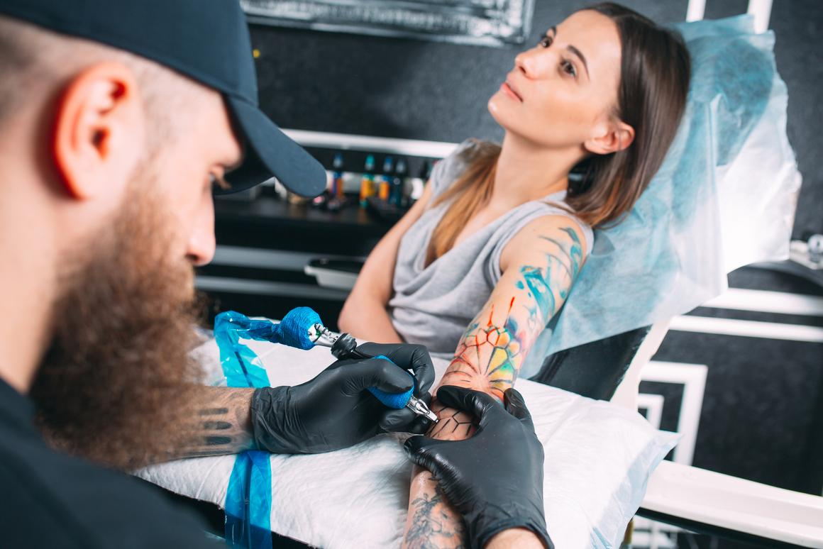 Metal nanoparticles have been found to break off tattoo needles and may be responsible for some allergic reactions to tattoos