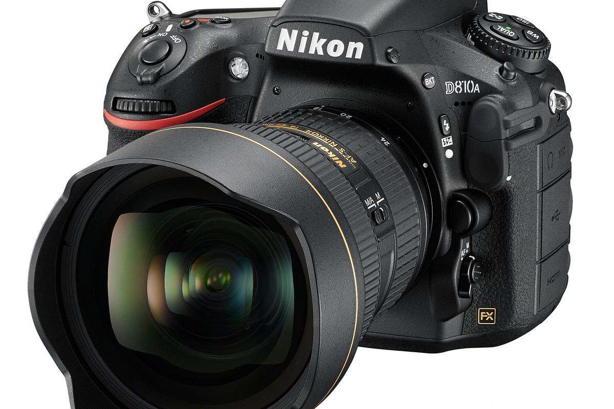The Nikon D810A has been designed to help DSLR stargazers capture the cosmos in highly detailed and vibrant images