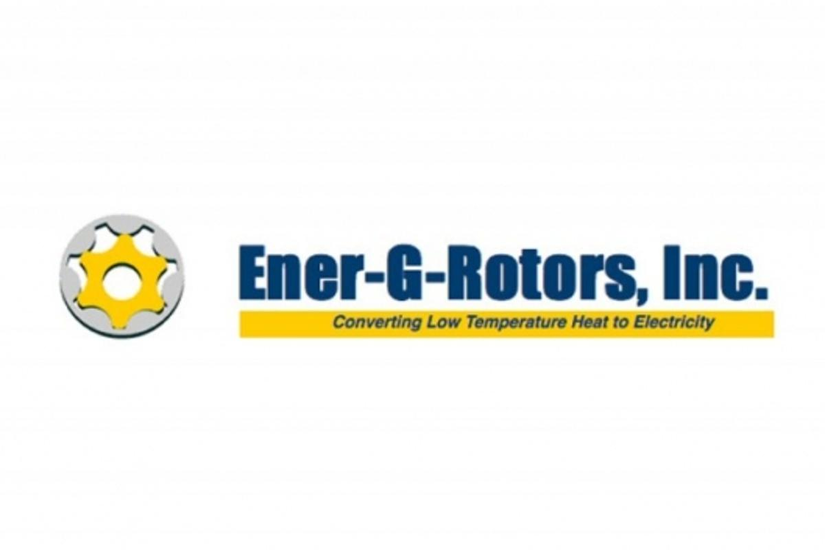 Ener-G-Rotors TGE technology allows electricity generation using temperatures as low as 150°F