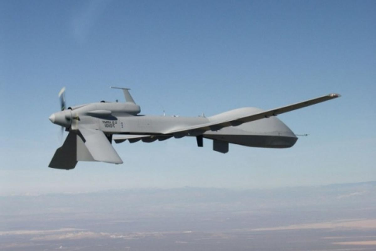 Sky Warrior UAS