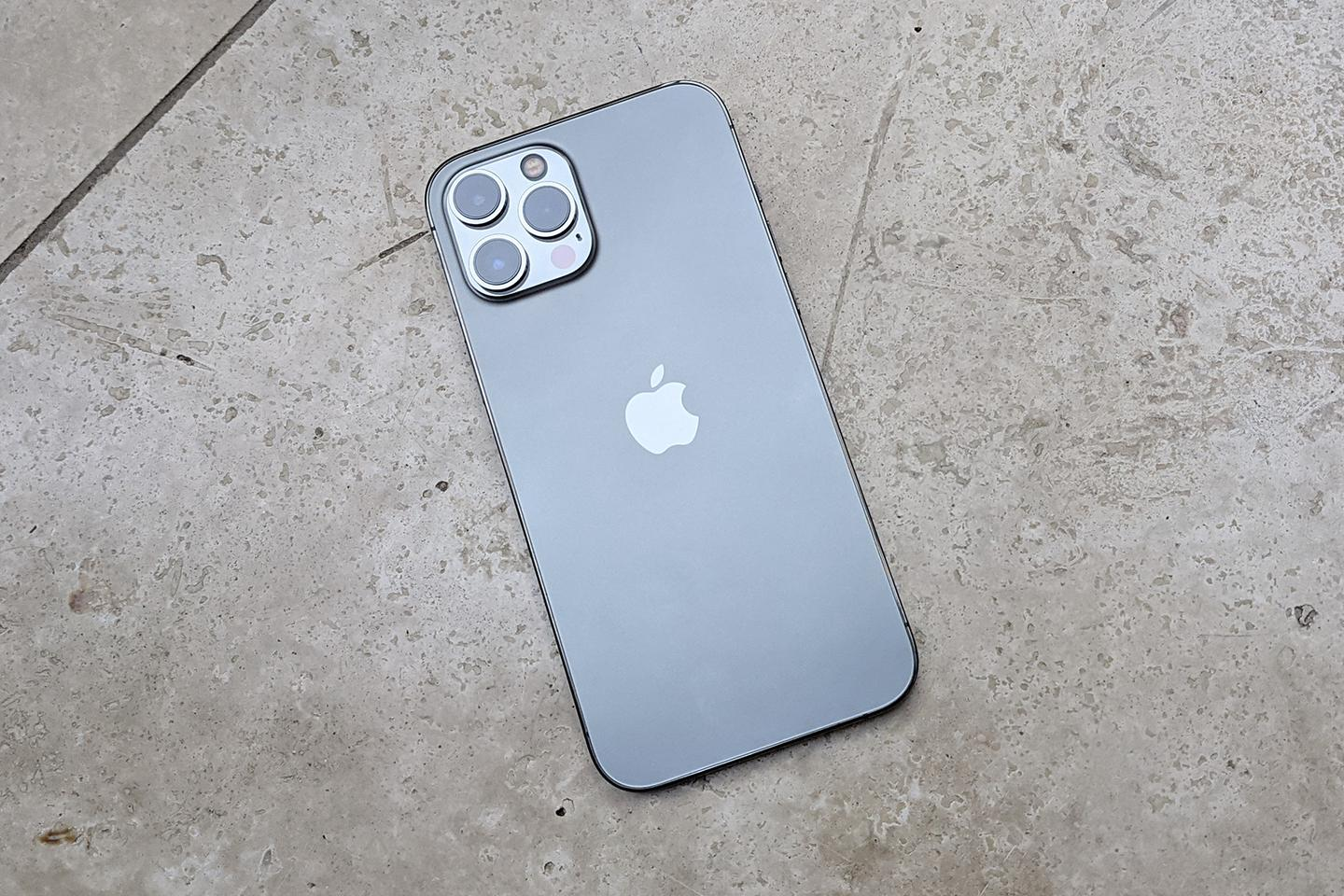 It has the best rear camera of all four iPhone 12 models – a slight improvement on the iPhone 12 Pro