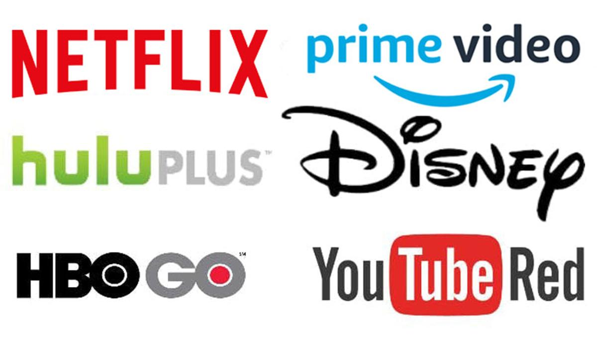 Netflix is set to face some major new competition in the streaming world over the next 12 months