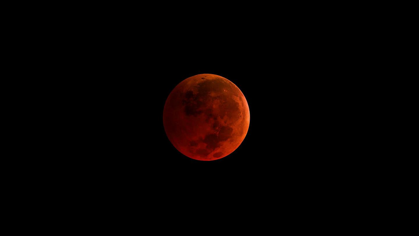 """This week's """"super blue blood moon""""is the first such combination of lunar events in 150 years"""