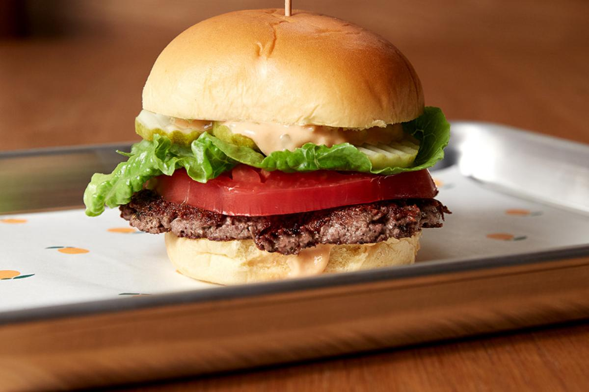 The Impossible Burger was recently added as a regular menu item at New York City eatery Momofuku Nishi