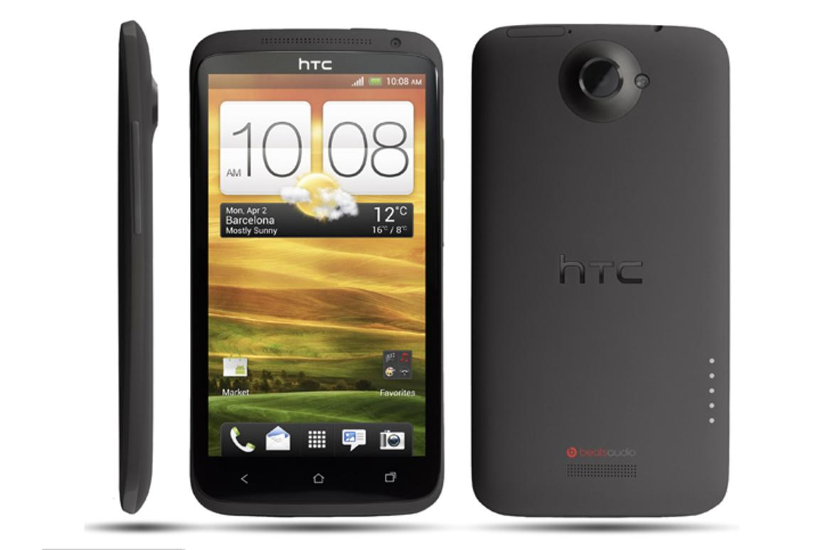 The HTC One X unveiled at MWC 2012 is HTC's first quad-core smartphone