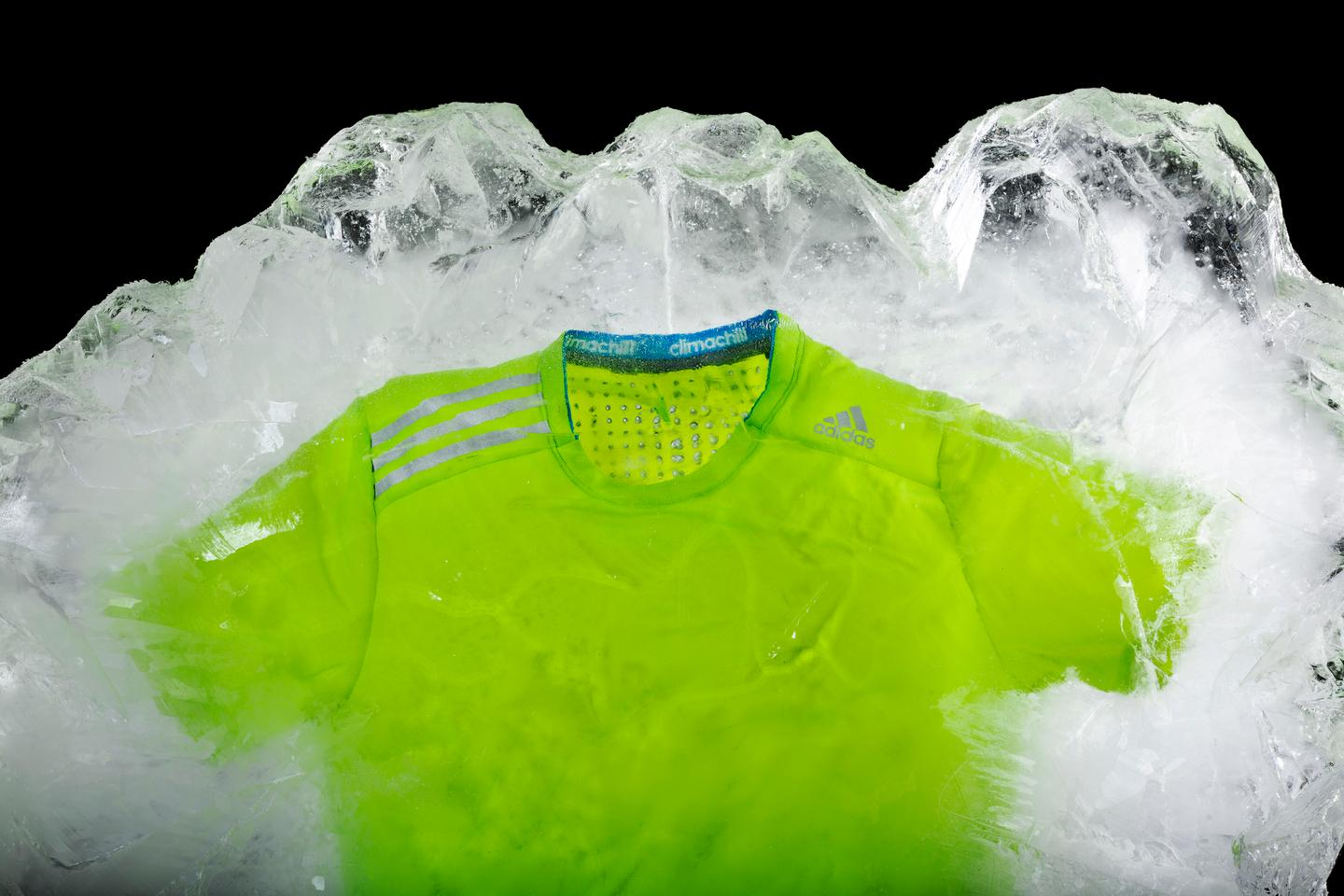 Adidas' new Climachill fabric gives athletes a cool-down