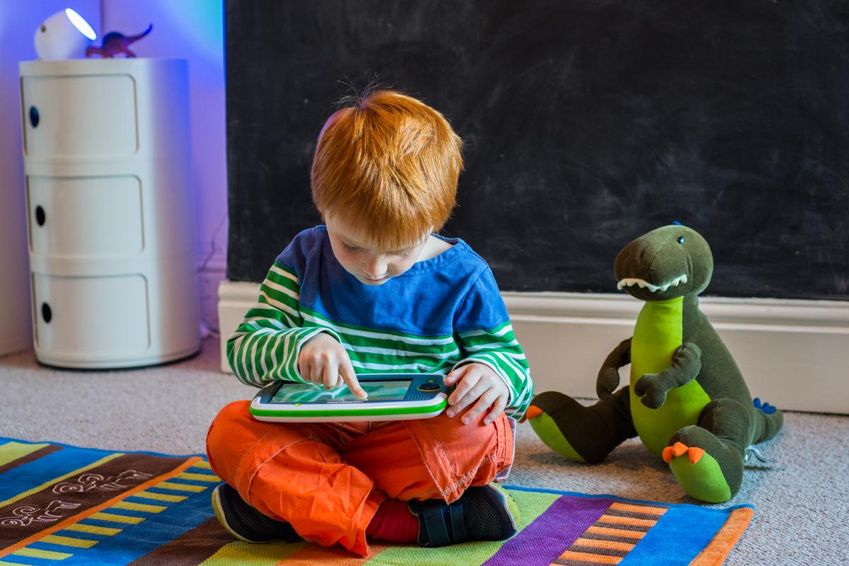 Gizmag reviews the LeapFrog LeapPad Platinum tablet for kids