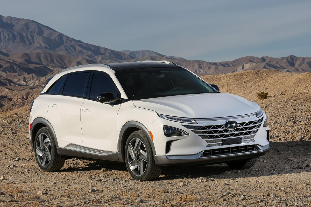 The NEXO aims to be the successor for the long-running Tucson FCEV launched in 2014