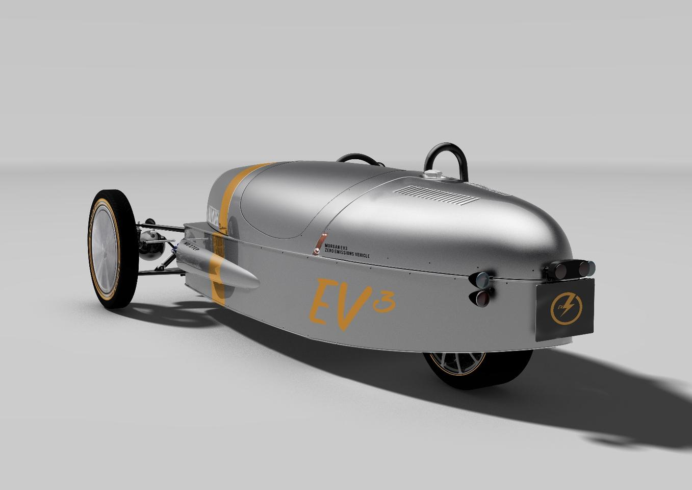 Morgan believes the EV3 can deliver 150 miles (241 km) of range