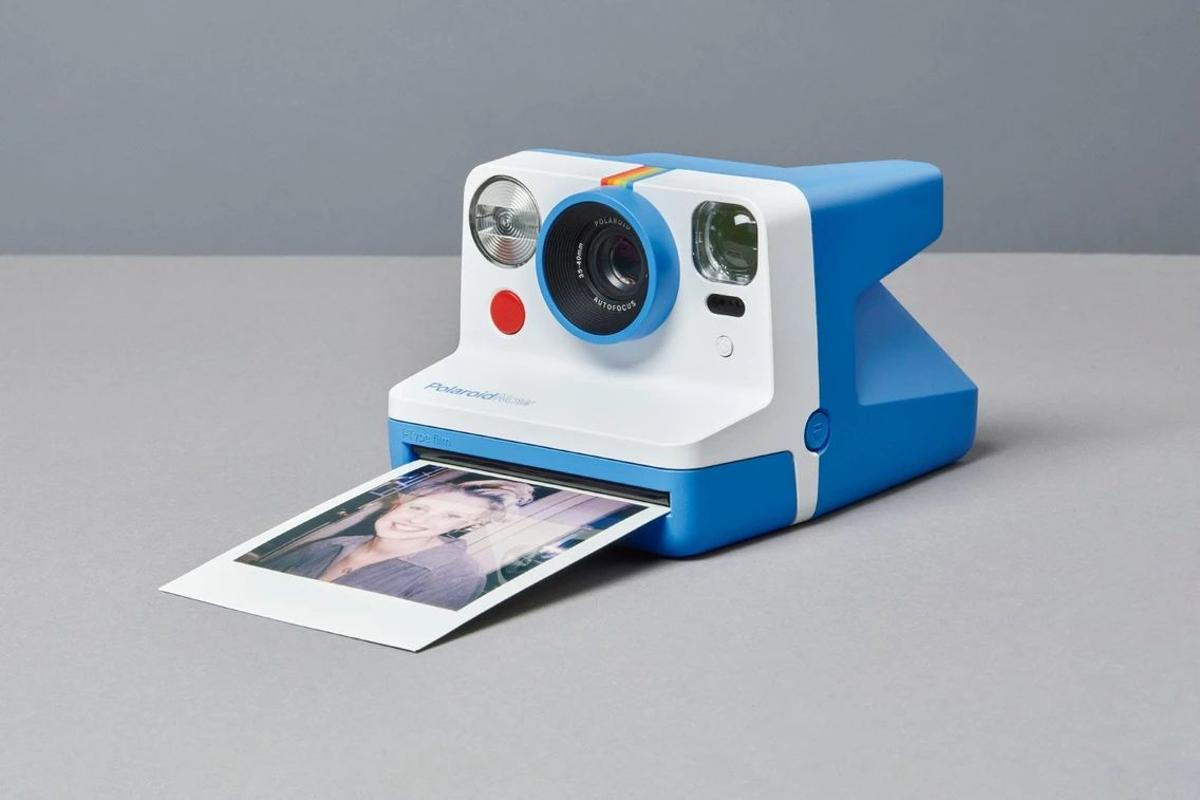 Instant photography gets another reboot with the Polaroid Now