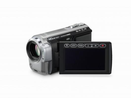 The Panasonic HDC-SD10