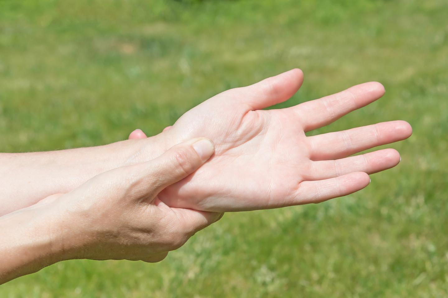 The material could find use in the treatment of carpal tunnel syndrome