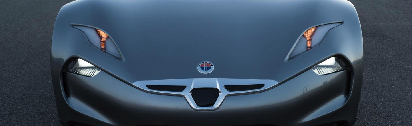 Fisker shows the new face of the EMotion