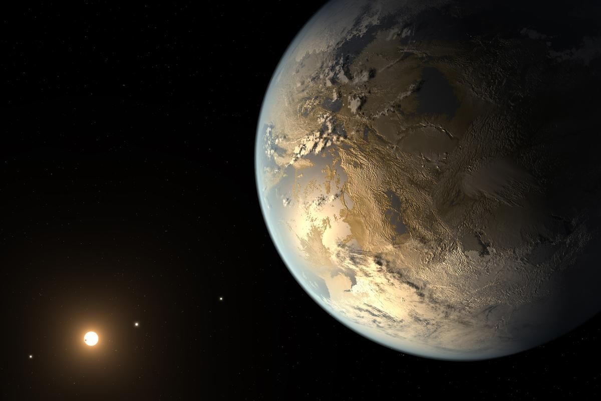 According to a new study, there could be 300 million potentially habitable planets (like Kepler-186f) in our galaxy