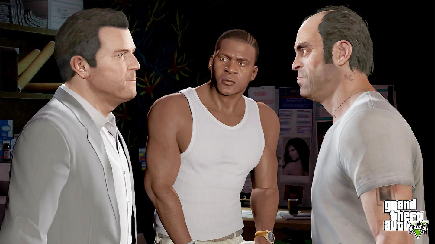 How can you make a list of the top games of 2013 and not include Grand Theft Auto V?