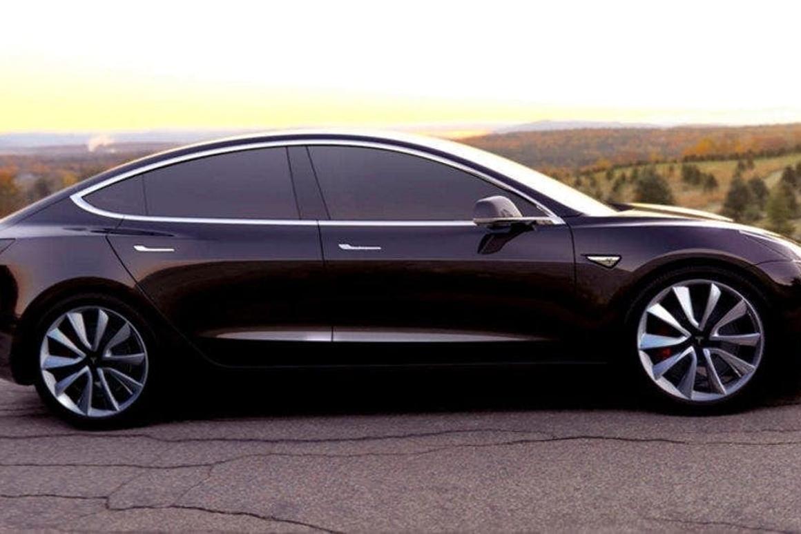 Tesla's Model 3 has garnered huge interest since it was announced in April 2016