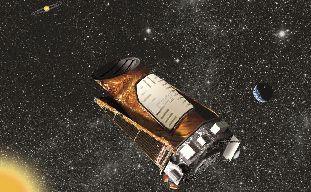 Kepler is on its last legs