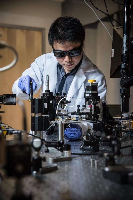 3D photo acoustic microscopy could allow surgeons to instantly analyze tissue removed during a procedure and discover if they have removed all of the cancerous tissue