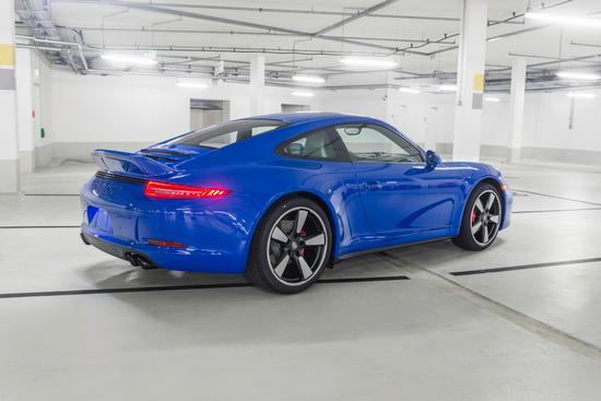 """""""Celebrating six decades of the largest Porsche club organization in the world, Porsche Cars North America is commemorating this milestone with a 60 unit limited-production run of the Club Coupe based on the 911 Carrera GTS"""""""