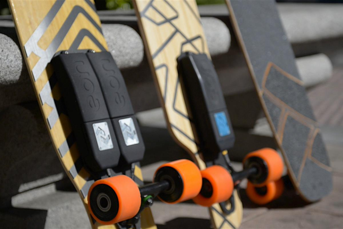 Unlimited's modular design makes for more flexible electric boarding