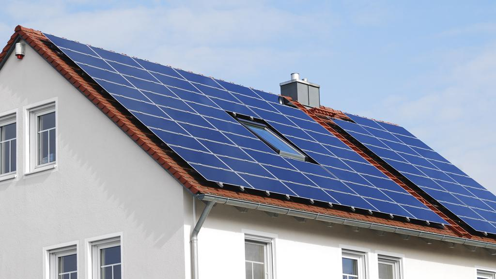 Solar3D will examine the potential for its 3D solar cells to be used in solar roof tiles - not pictured (Image: Shutterstock)