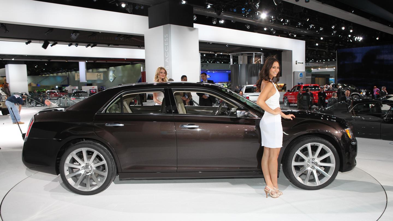 The 2011 Chrysler 300 sedan