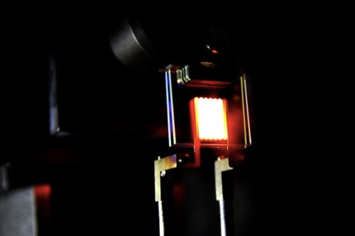 The prototype two-stage incandescent light bulb