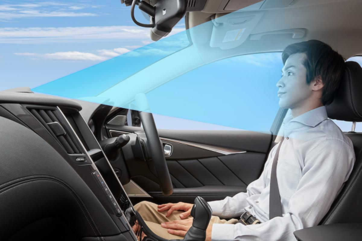 Nissan's ProPilot 2.0 includes internal camera placed on the instrument panel to monitor the driver and make sure they are paying attention to the road