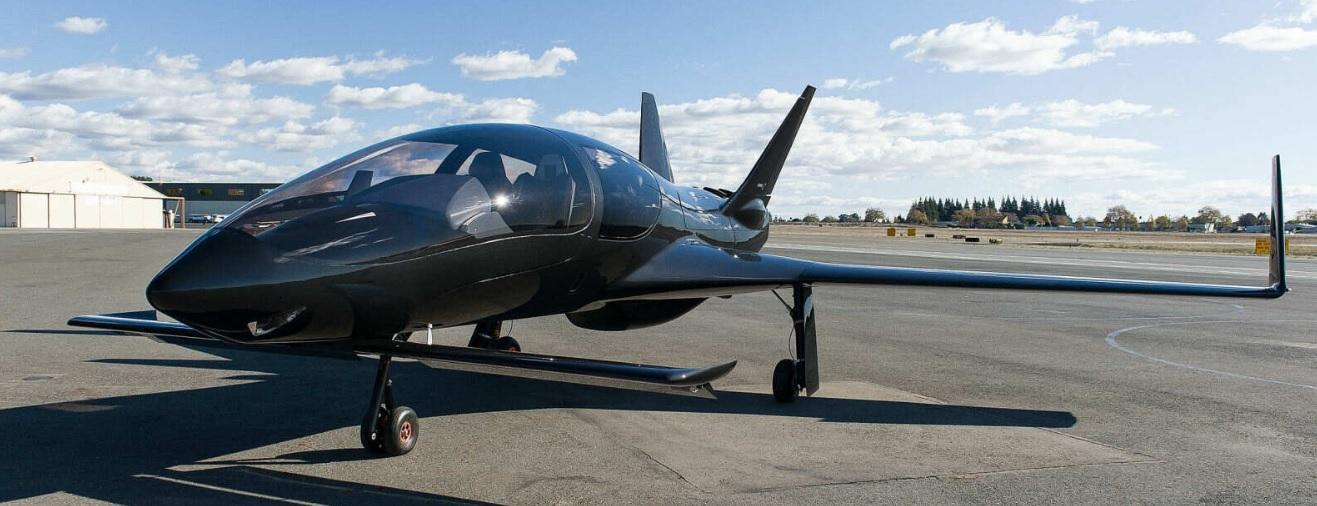 Looking more like a high-tech fighter than a light plane designed for private use, the Valkyrie from Cobalt aircraft has just been launched