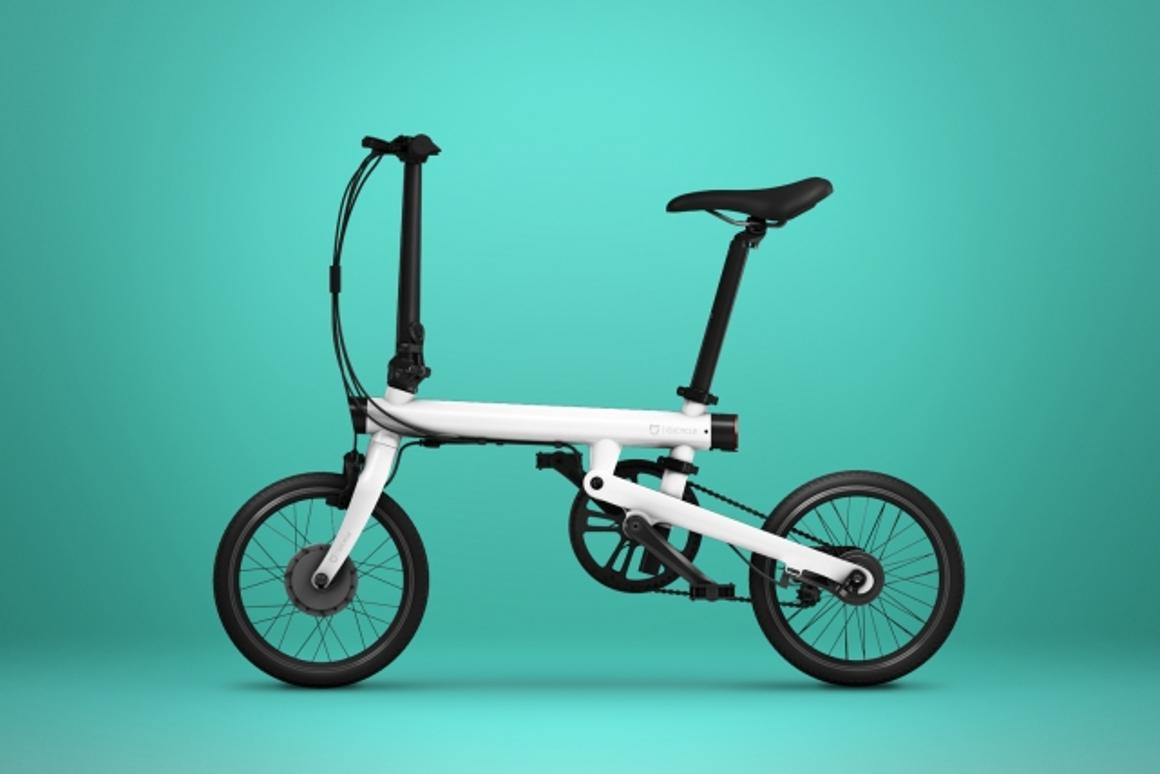 TheMi Qicycle foldable eBike joins an ever expanding range of products from Xiaomi