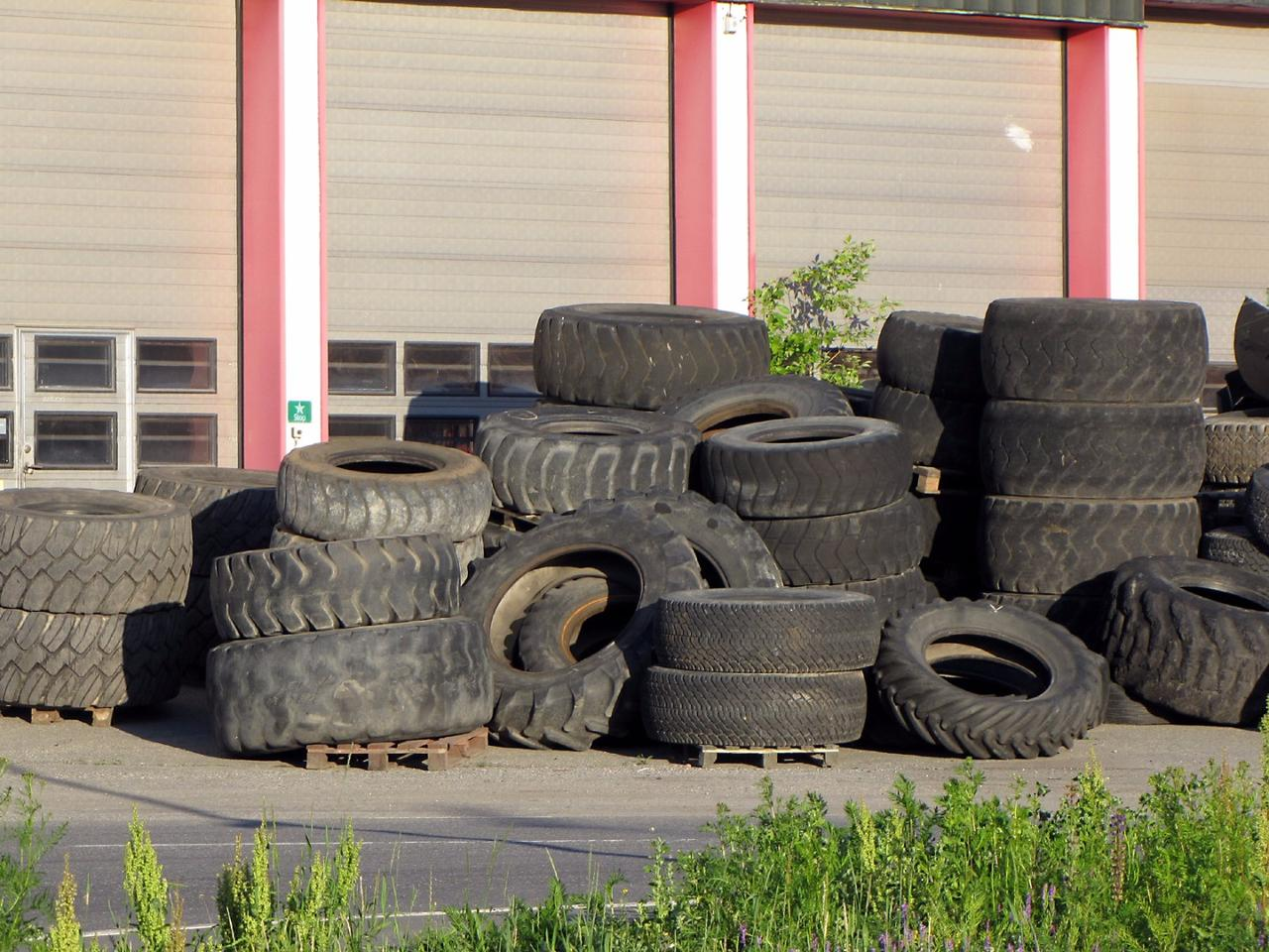 Recycling old tires could become much more energy-efficient, plus the recycled rubber would be of higher quality