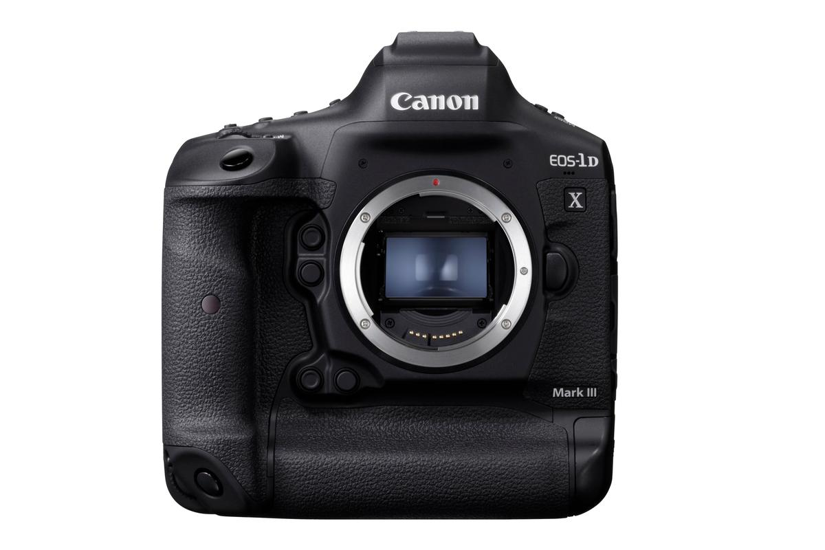 Canon says that the upcoming EOS-1D X Mark III will sport a brand new proprietary CMOS image sensor