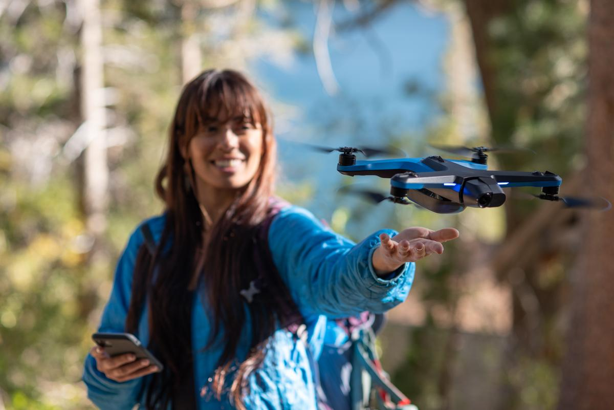 The Skydio 2 might just be the first non-DJI camera drone to lead the market forward in years