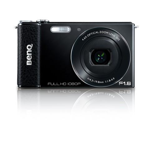 The BenQ G1 features a 14-megapixel Panasonic 1/2.3 inch CMOS sensor