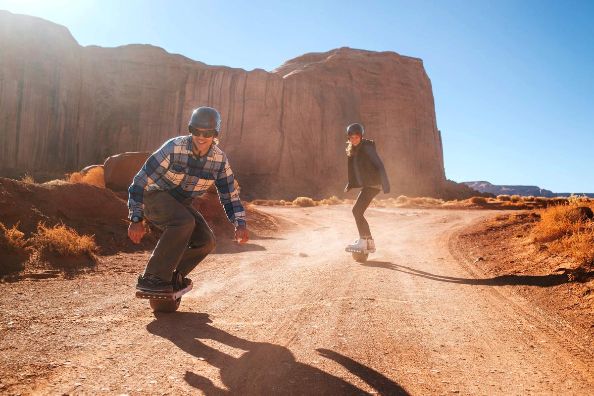 Future Motion says its new flagship Onewheel+XR offers more power, more torque and a higher performance ride than previous models