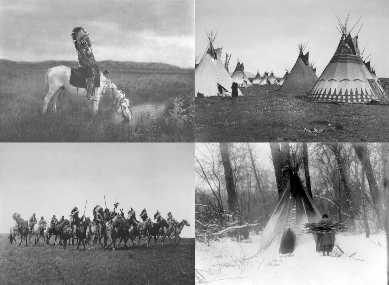 "The North American Indian was produced in 40 volumes between 1907 and 1930 by Edward S. Curtis (1868-1952) was one of the most expensive undertakings in the history of book production and one of the most comprehensive ethnographic records of any aboriginal people. According to author and critic A.D. Coleman, it is ""an absolutely unmatched masterpiece of visual anthropology, and one of the most thorough, extensive and profound photograph works of all time."""