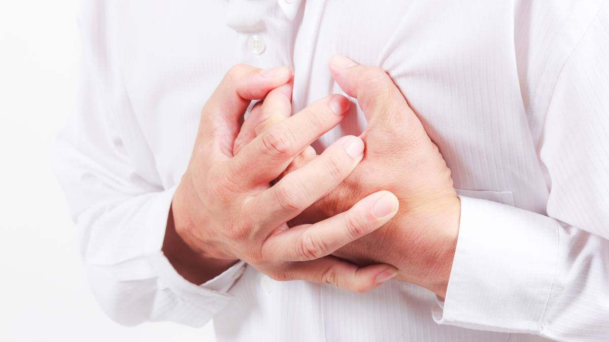 The PLAC Test for Lp-PLA2 screens for cardiovascular inflammation which can lead to a build up of rupture-prone plaque and result in a heart attack or stroke (Photo: Shutterstock)