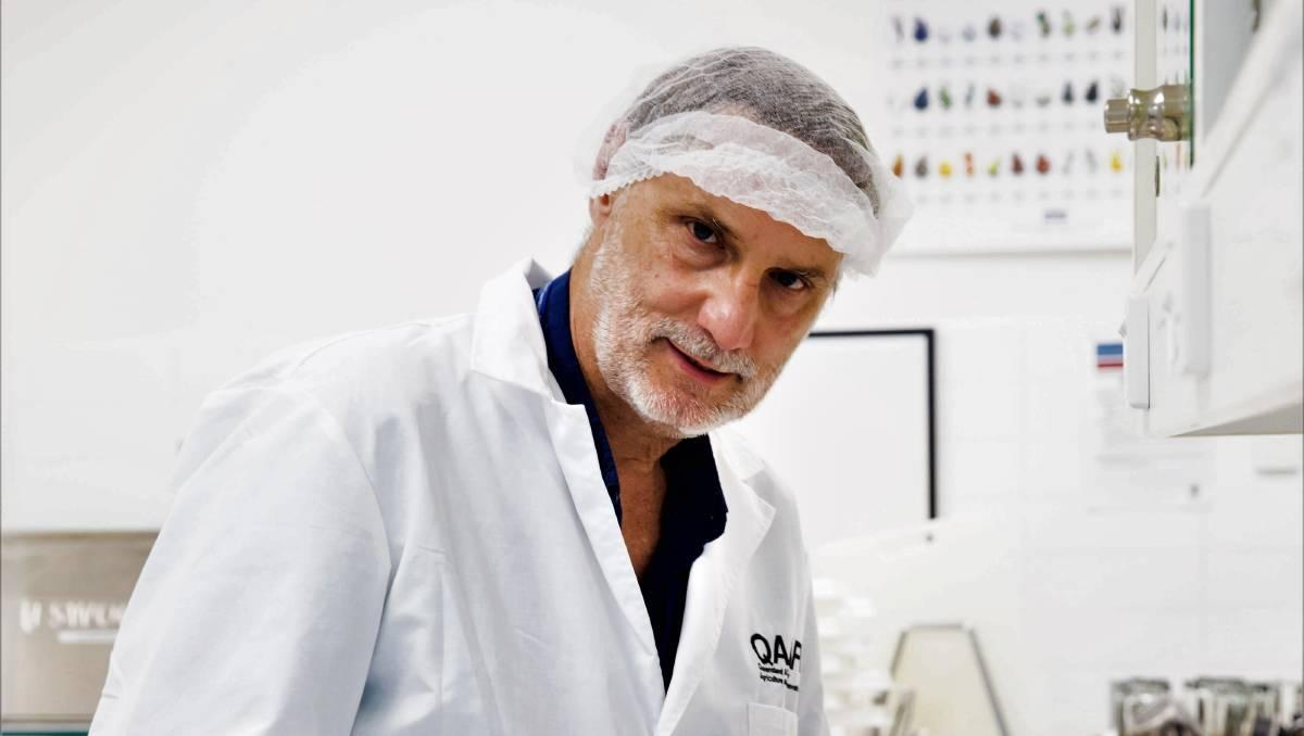 Professor of Meat Science at the University of Queensland, Dr Louwrens Hoffman