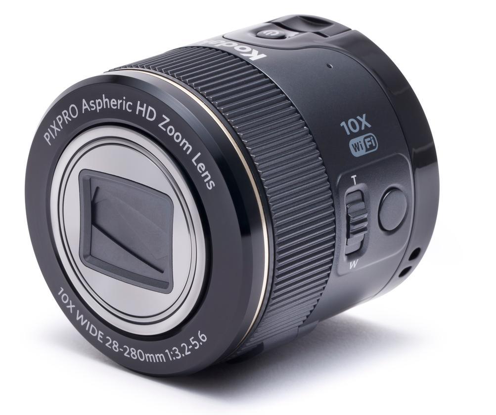 The Kodak PixPro SL10 features a 10x optical zoom