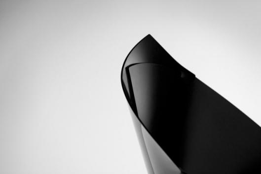 Detail of the Flux foldable chair