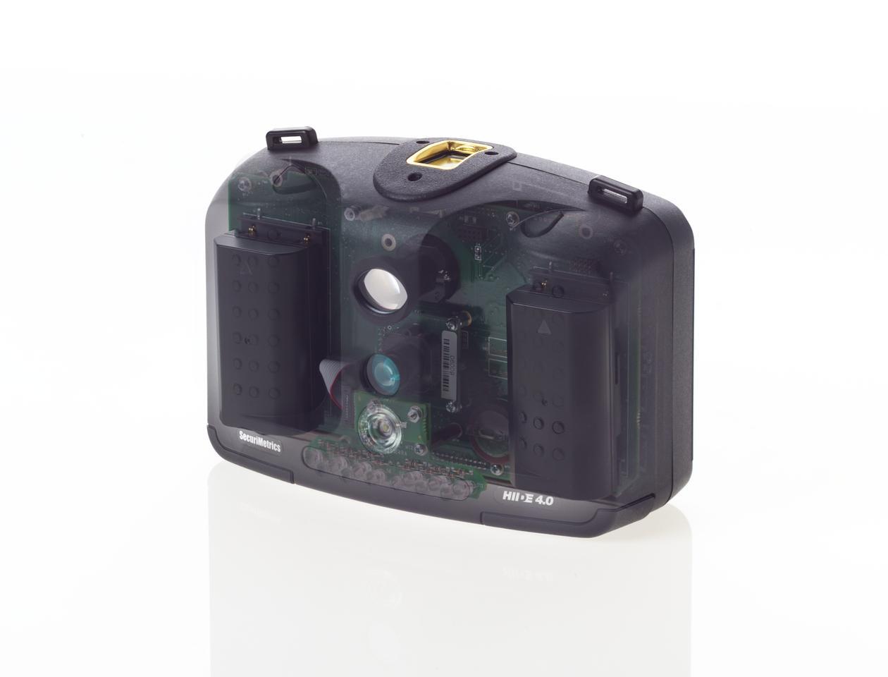 The HIIDE portable biometric device