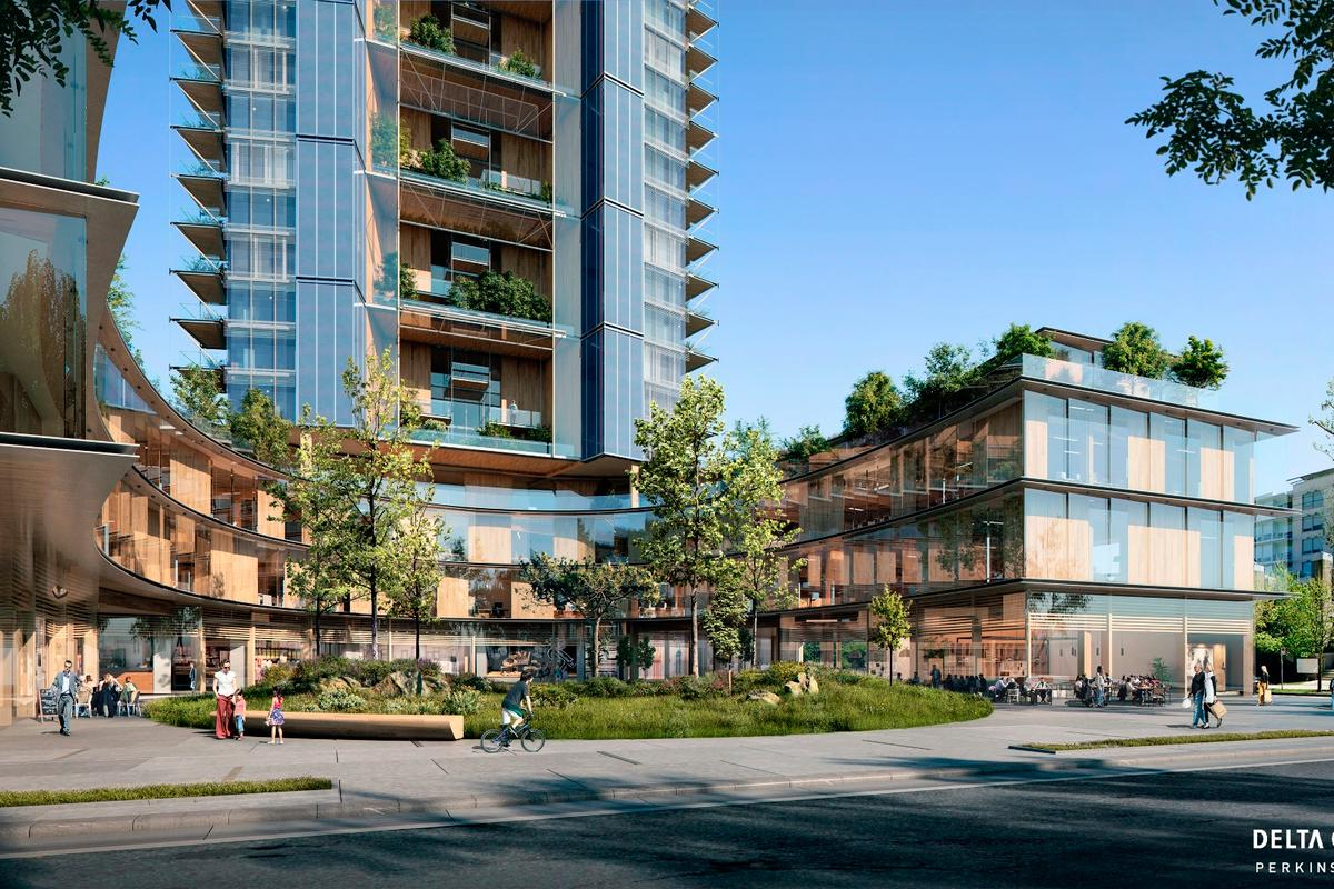 Canada's Earth Tower would meet the stringent Passive House green building certification standard that focuses on airtightness and insulation