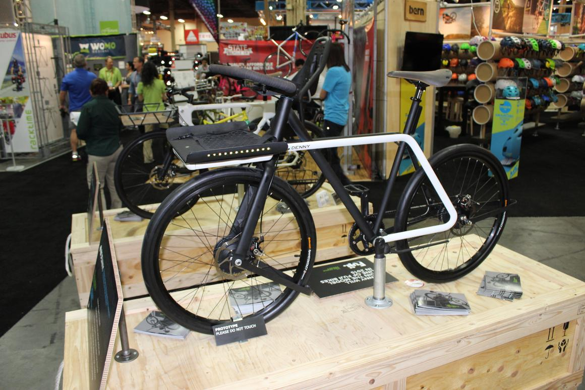 Is the Denny the ultimate commuter bike?